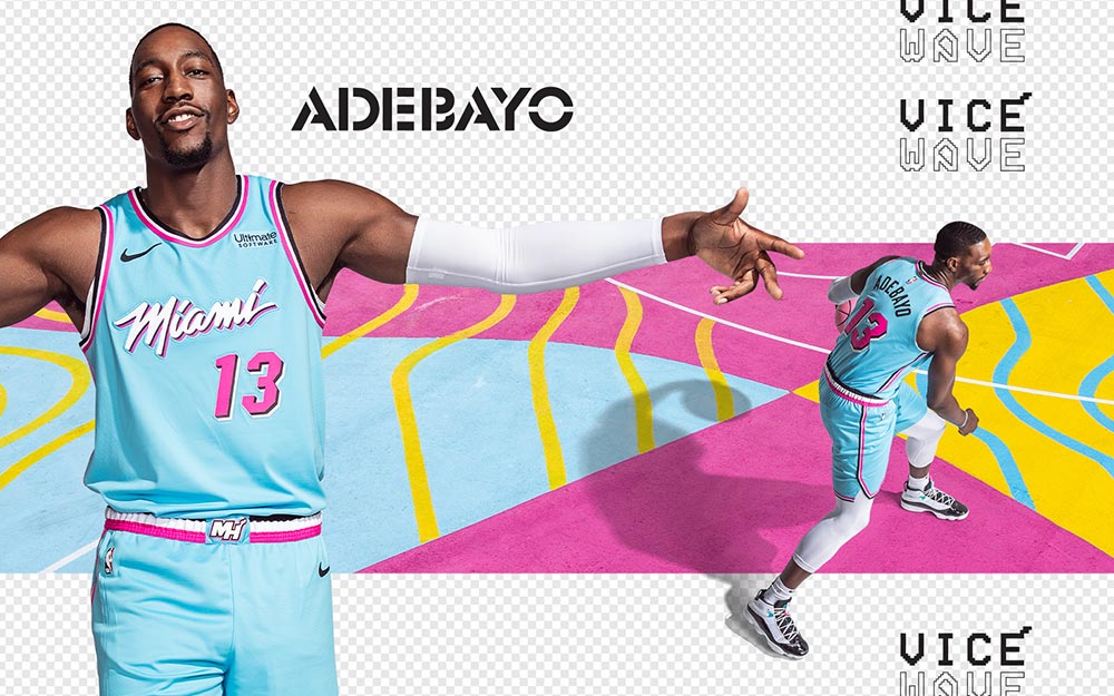 Miami Heat #ViceWave jersey is one of the most beautiful ...
